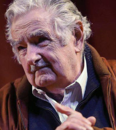Confirman asistencia de Mujica al mensaje de AMLO en el Zócalo el 1 de diciembre