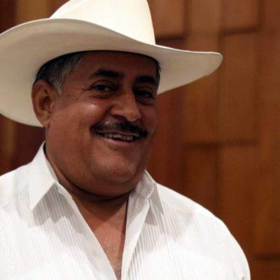 Asesinan a balazos a Juan Carlos Molina, diputado local del PRI en su rancho de Veracruz