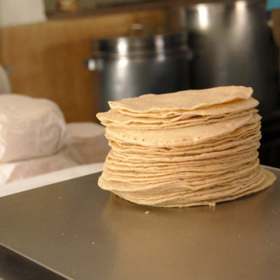 Alertan productores que precio de la tortilla llegaría hasta 40 pesos por kilo con nueva ley
