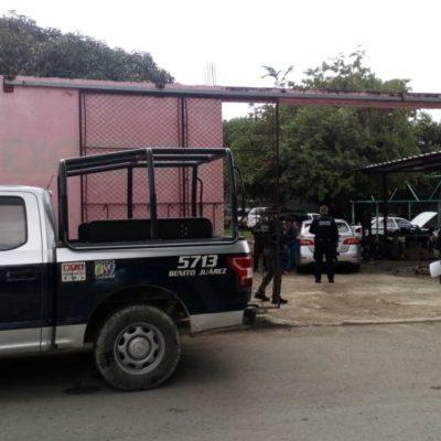 Reportan presunto 'levantón'  de una pareja en un taller en Cancún