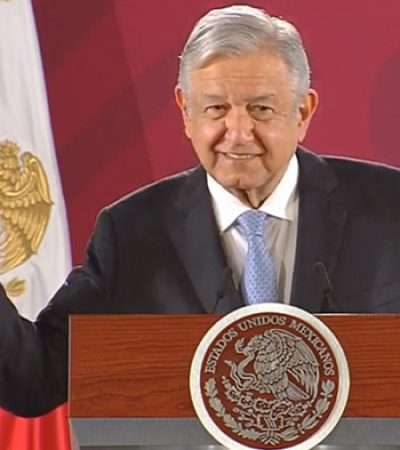 Presenta López Obrador su nuevo libro 'Hacia una Economía Moral', base para la 4T