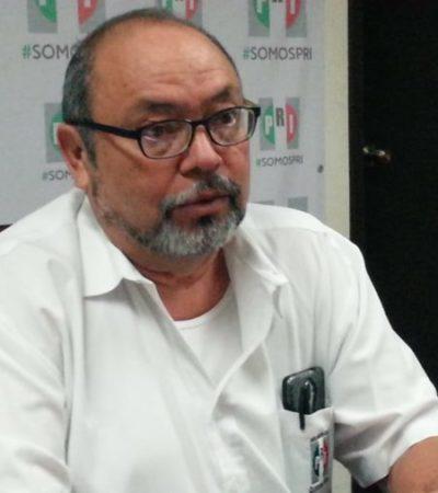Niega PRI intromisión del Gobierno del Estado en el proceso de renovación de la dirigencia en QR