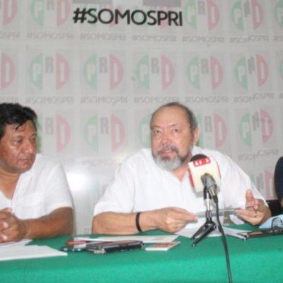 Realizará PRI renovación de dirigencia estatal en QR el próximo 22 de diciembre