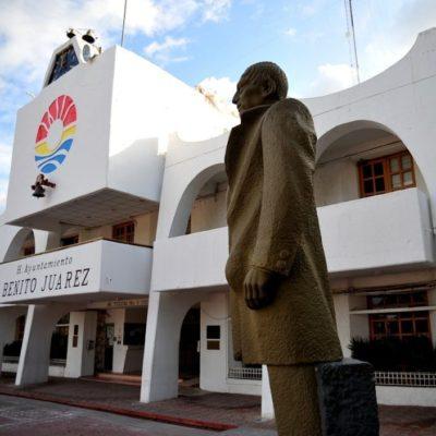 CRECERÁ PRESUPUESTO EN 300 MDP: Enviarán al Congreso Ley de Ingresos 2020 por 4,300 mdp para Benito Juárez