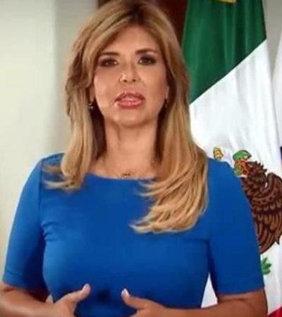 Solicita gobernadora de Sonora la colaboración del FBI en caso LeBarón