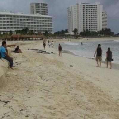 Anticipa Alcaldesa que SHCP prevé invertir 813 mdp para recuperación de playas en 2020