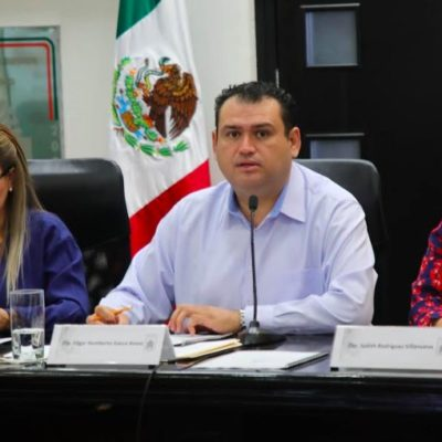 Analizará Congreso recurrir a instancias internacionales para que exgobernador Mario Villanueva reciba trato humanitario