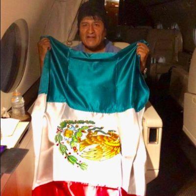Confirma Evo Morales que viaja rumbo a México y anuncia… 'Pronto volveré con más fuerza y energía'