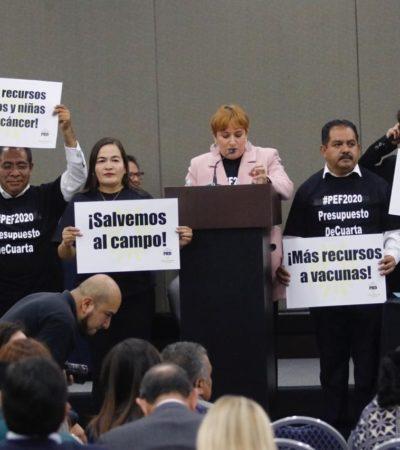 CASTIGA EL GASTO A LOS AUTÓNOMOS: Aprobación de presupuesto protege los programas sociales de AMLO, mientras descobija a instituciones