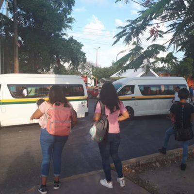 Preparan regidores nuevo reglamento de la Dirección de Transporte en BJ
