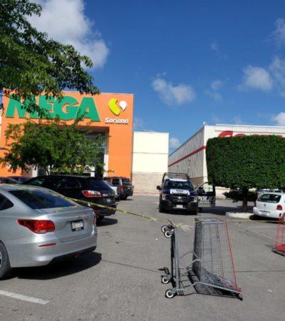 ACTUALIZACIÓN | Baleado en el estacionamiento de Costco es restaurantero de la Zona Hotelera de Cancún; sujeto le disparó para despojarlo de un Rolex