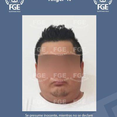 Cumplimenta FGE orden de aprehensión por homicidio calificado en Felipe Carrillo Puerto