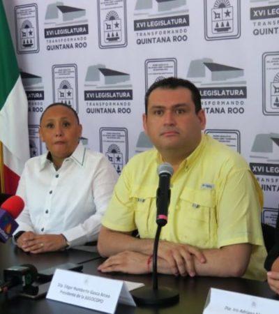 HOSPITAL ONCOLÓGICO SERÁ UNA REALIDAD: Anuncian diputados locales que la Federación invertirá 619 mdp para que hospital de Chetumal inicie operaciones el próximo año