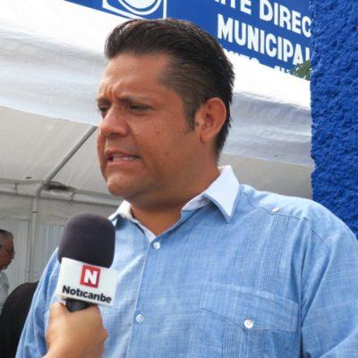 """""""HOY GANÓ LA DEMOCRACIA"""": Anuncia Eduardo Pacho que no impugnará el resultado de la elección en el PAN en QR"""
