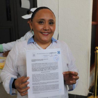 Propone diputada Cristina Torres instituir el 14 de noviembre como el día oficial de la fundación de Playa del Carmen