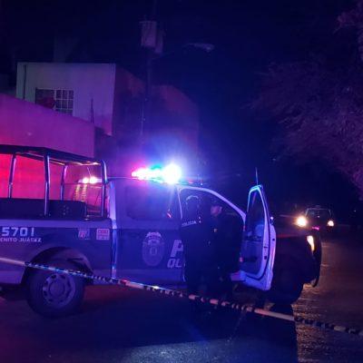 DOS EJECUCIONES EN CANCÚN: Matan a una mujer ex policía en un taxi de Isla Mujeres en la SM 213 y a un hombre en la SM 230