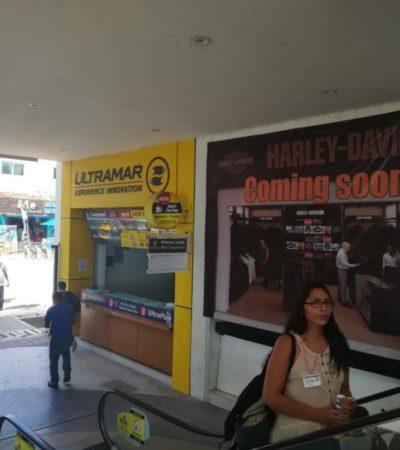 Disminuyen pasajeros de Ultramar ante incremento de tarifa del ferry en la ruta Playa del Carmen-Cozumel