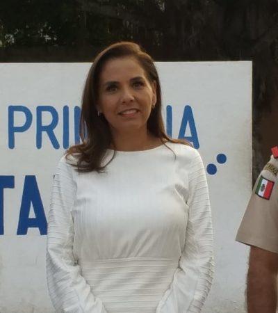 """""""EL TEMA DE LAS VIALIDADES SE NOS COMPLICA MUCHÍSIMO"""": Justifica Mara Lezama no realizar el tradicional desfile revolucionario por segundo año consecutivo en Cancún"""