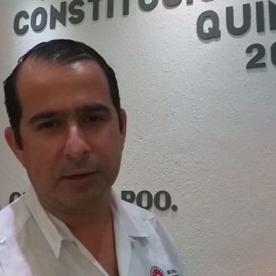Dice Aguilar Osorio que 138 mdp recaudados del Derecho de Saneamiento Ambiental no será utilizado hasta que se defina en el Presupuesto de Egresos