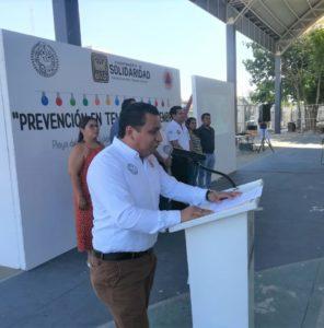 Anuncia Protección Civil operativo coordinado con Sedena para decomiso de pirotecnia en Solidaridad