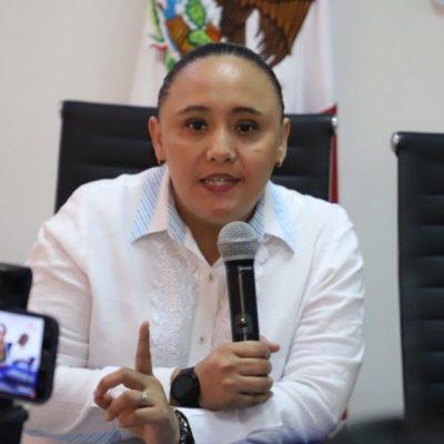 Se compromete Cristina Torres a realizar acciones tangibles para erradicar la violencia contra las mujeres en QR