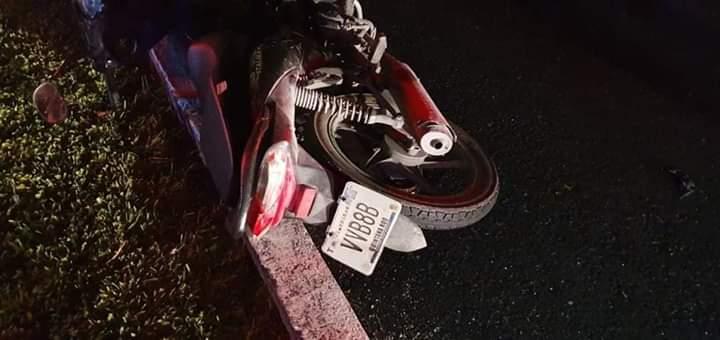 DERRAPA Y MUERE EN ZONA HOTELERA: Sufre motociclista mortal accidente en el kilómetro 1.8 del bulevar Kukulcán