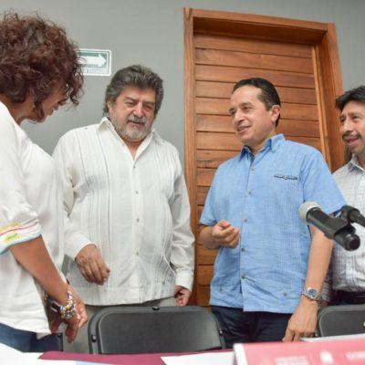 Tren Maya, si se construye, hará historia, dice Víctor Mas