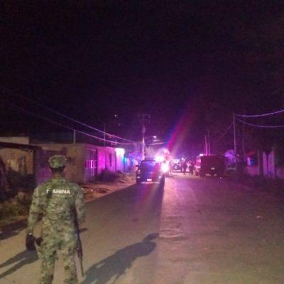 """ATENTAN CONTRA DIRECTOR DEL MANDO ÚNICO EN TULUM: Ejecutan al comandante Hugo Trejo cuando llegaba a su casa; """"malditos cobardes"""", truena Capella"""