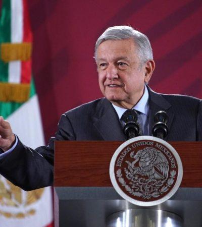 ANDRÉS MANUEL TIENE OTROS DATOS: Minimiza Presidente reporte del INEGI sobre caída del consumo de la gente