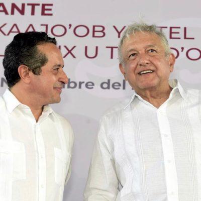 """PROPONE CARLOS A AMLO 'NUEVO PACTO SOCIAL': Quiere Gobernador un acuerdo """"que nos una, que nos mueva y que dé confianza"""""""