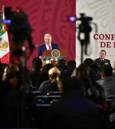 LAS 'MAÑANERAS' SON PROPAGANDA: Aprueba Trife sentencia en la que sostiene que conferencias del Presidente constituyen propaganda gubernamental