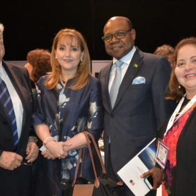 Se reúne Marisol Vanegas con personal del Ministerio de Relaciones Exteriores del Reino Unido