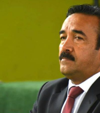 Ordenan capturar al recién nombrado alcalde de Valle de Chalco; lo acusan de fraude genérico