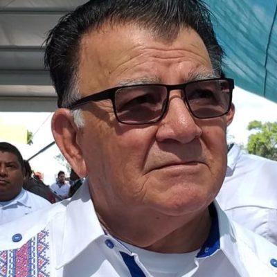Ofrece delegado de AMLO en QR ayudar al Gobernador a gestionar recursos de la bolsa destinada a estados