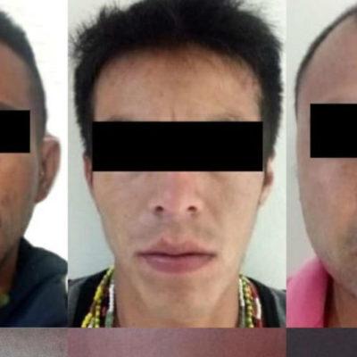 Atrapan a tres por secuestro de exrector de UAEM y su esposa en Morelos