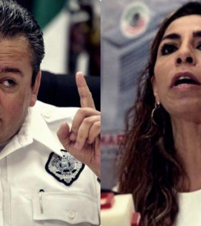 REYERTA VIRTUAL POR INSEGURIDAD EN CARRETERAS: Arremete Senadora contra Capella por robos en vías federales y éste la tilda de 'ignorante' por no entender de competencias