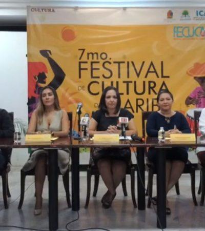 Presenta el ICA la séptima edición del Festival de Cultura del Caribe 2019