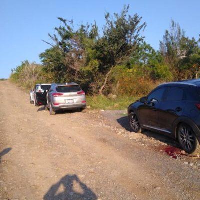 Hallan en Jalisco tres vehículos con cuerpos de siete personas ejecutadas