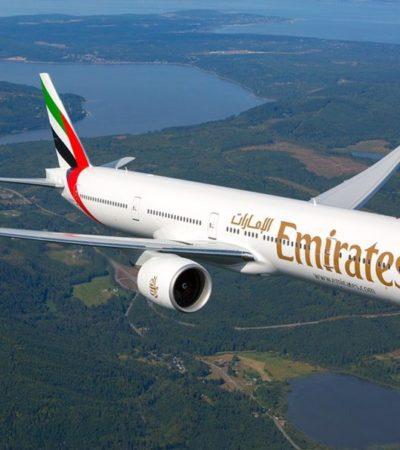 Recibe Emirates permiso para operar en México vuelo Dubái-Barcelona-CDMX