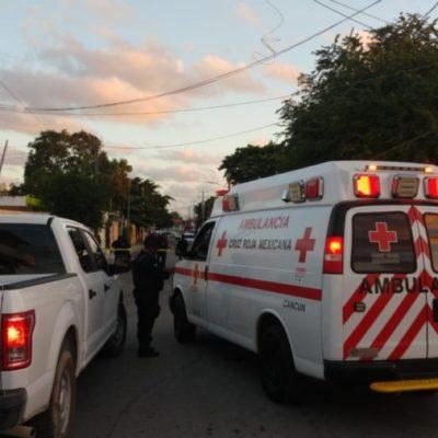 Tarde violenta deja como saldo un ejecutado y tres lesionados en varios puntos de Cancún