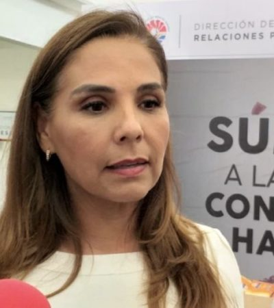 Calcula Mara Lezama rezago de 55 por ciento en pago de impuesto predial en BJ
