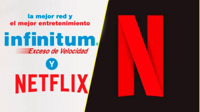 ALIANZA DE GIGANTES: Telmex ofrecerá Netflix en sus paquetes de internet y telefonía en México