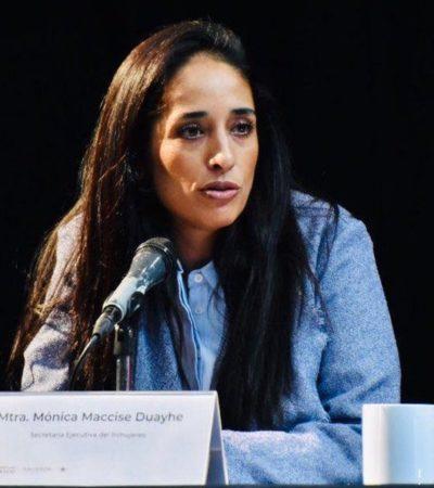 Asume Mónica Maccise presidencia del Conapred