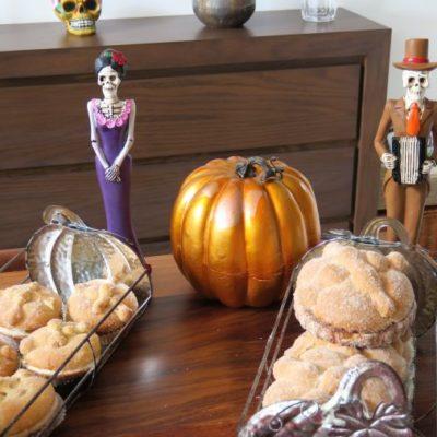 El pan de muerto, herencia gastronómica para recordar y festejar a los fieles difuntos