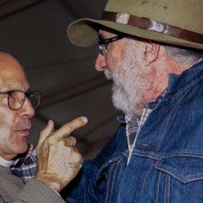 Le reclama Alejandro Solalinde al poeta Javier Sicilia por ir contra la política de AMLO
