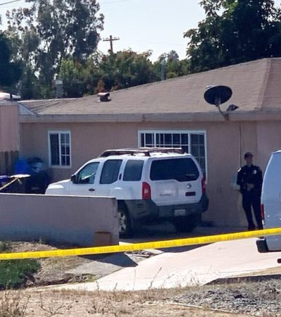 NUEVO TIROTEO EN EU: Mueren cinco miembros de una familia en San Diego, entre ellos tres niños