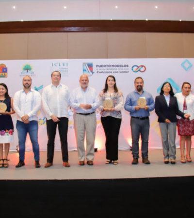 Destacan las iniciativas del Protocolo Puerto Morelos y el Reglamento de Conservación Ambiental durante el XVII Congreso Internacional de ICLEI