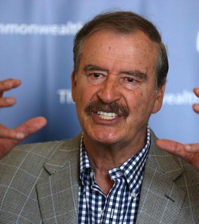 Publica Fox en redes queja por 'fatal' condición del aeropuerto de la CDMX y culpa a AMLO