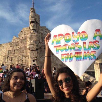 Recibe Congreso de Yucatán nueva propuesta para legalizar el matrimonio igualitario