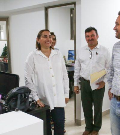 Entregan oficinas de la Sindicatura y regidurías para fortalecer el trabajo de los integrantes del Cabildo a favor de la gente de Cozumel